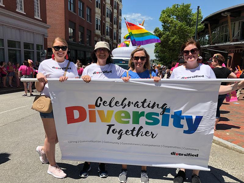 Celebrate Diversity Together